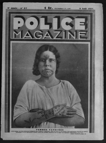 Police Magazine, 9 août 1931.